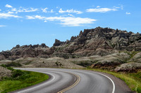 Badlands Curve